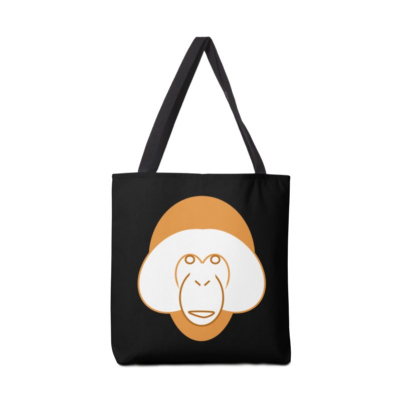 Orangutan #2 Accessories Tote Bag Bag by Stop Palm Oil!