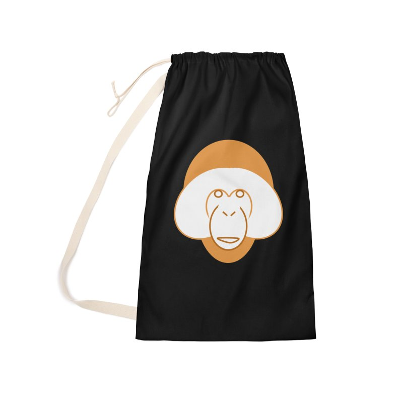 Orangutan #2 Accessories Bag by Stop Palm Oil!