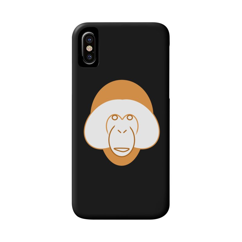 Orangutan #2 Accessories Phone Case by Stop Palm Oil!