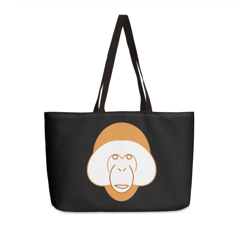 Orangutan #2 Accessories Weekender Bag Bag by Stop Palm Oil!