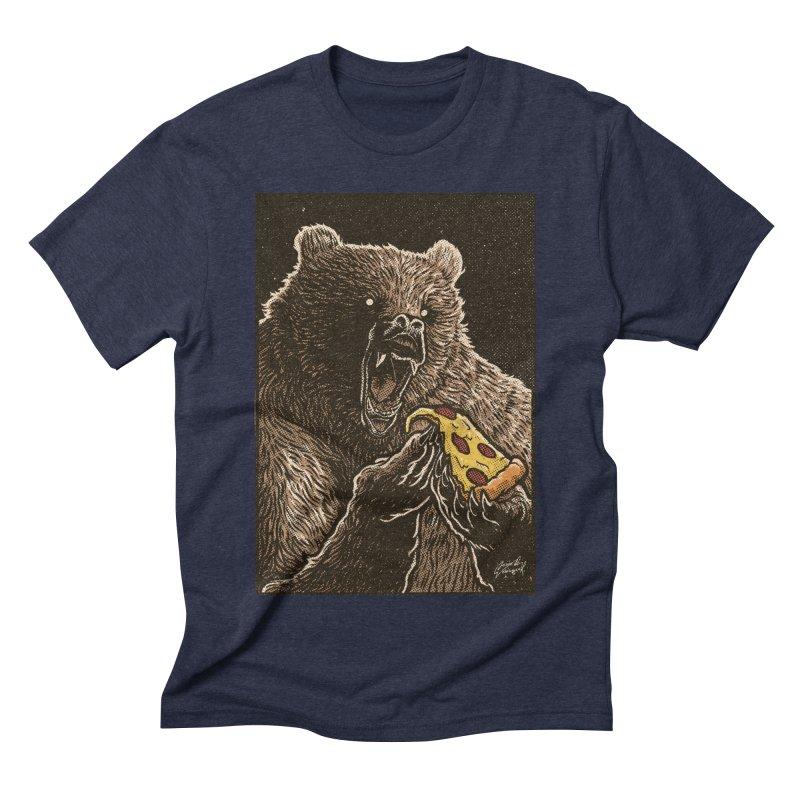 Hangry Men's Triblend T-Shirt by artofvelazuez