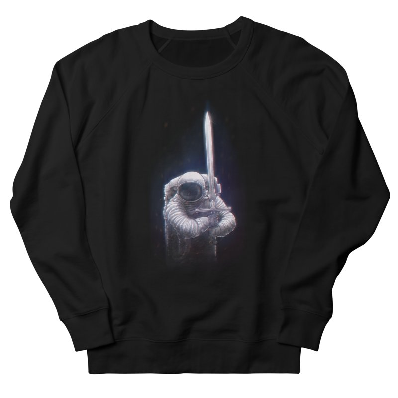 Astro-Knight Men's French Terry Sweatshirt by