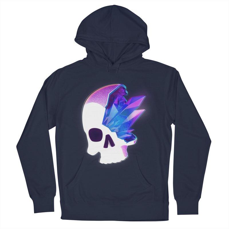 Crystal Skull Men's Pullover Hoody by