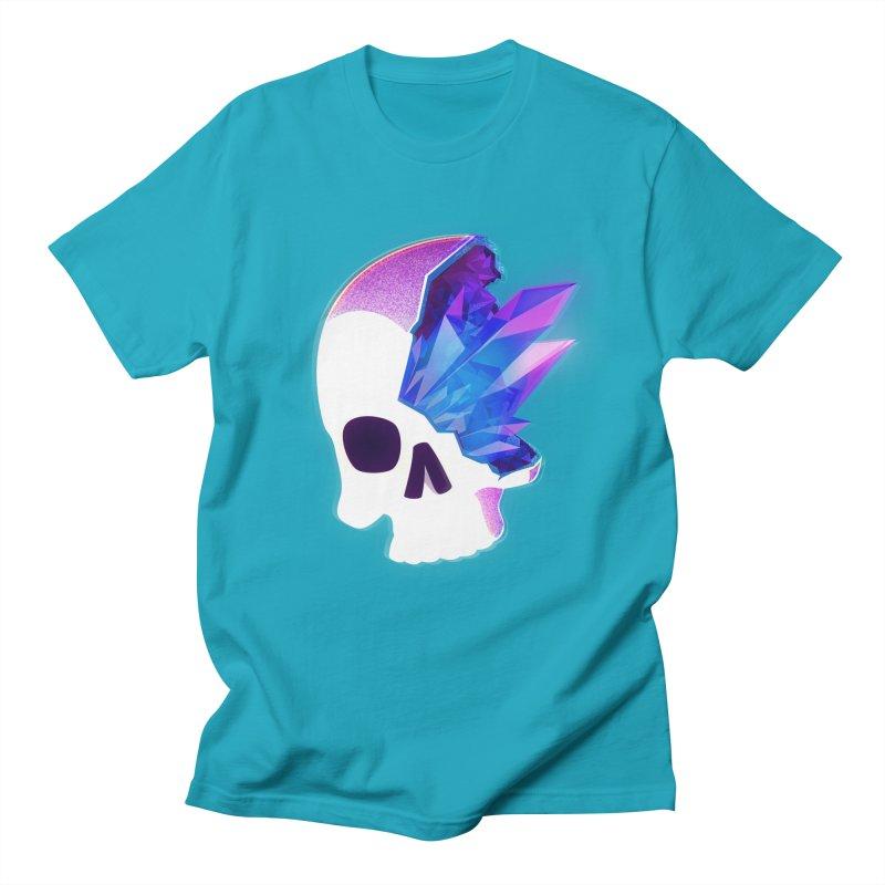 Crystal Skull Men's T-Shirt by