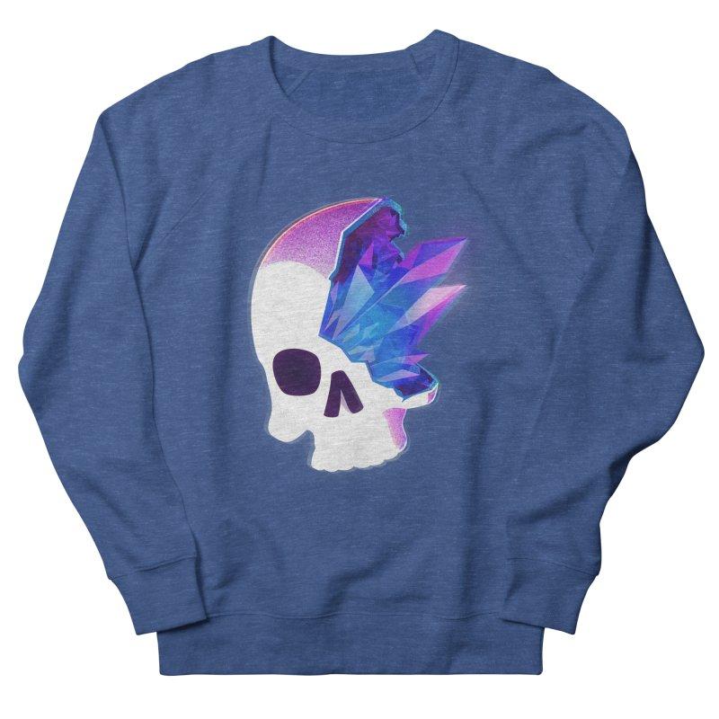 Crystal Skull Women's Sweatshirt by
