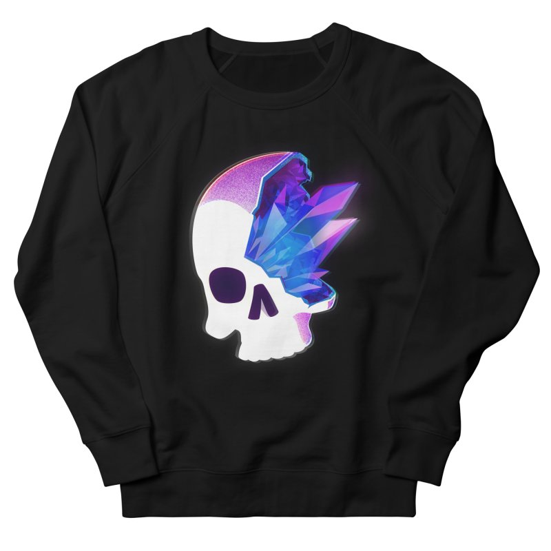 Crystal Skull Women's Sweatshirt by