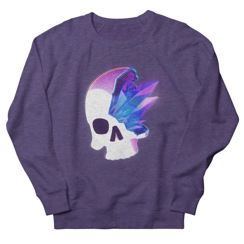 Crystal Skull Men's Sweatshirt by
