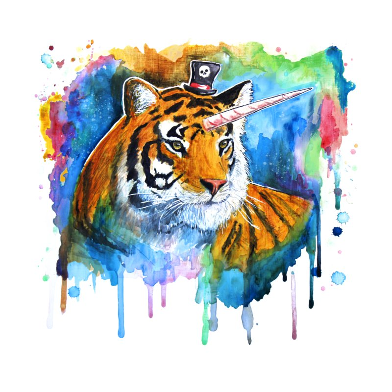 The Tigress With a Dream   by