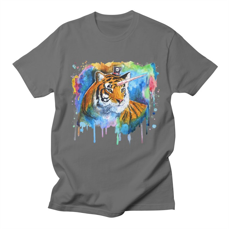 The Tigress With a Dream Men's Lounge Pants by