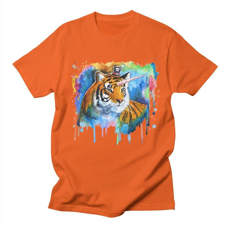 The Tigress With a Dream Men's T-Shirt by