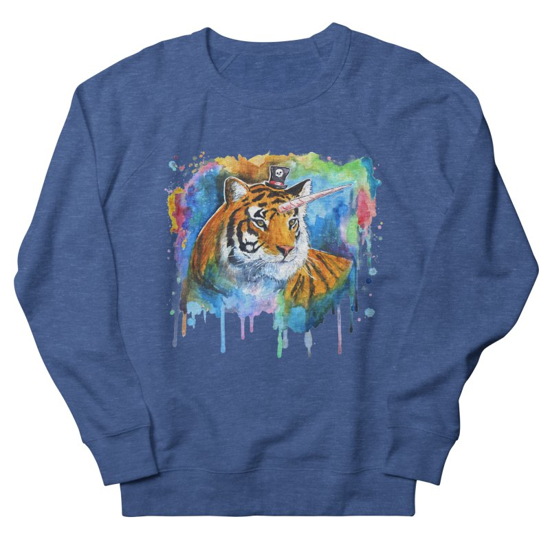 The Tigress With a Dream Women's Sweatshirt by