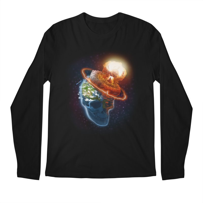 Looks Like A Hat Men's Regular Longsleeve T-Shirt by artofvelazuez