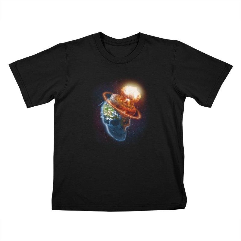 Looks Like A Hat Kids T-Shirt by