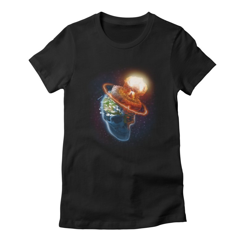 Looks Like A Hat Women's Fitted T-Shirt by