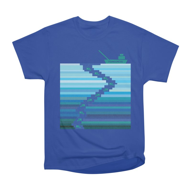 FISHINGOMETRY Women's Classic Unisex T-Shirt by pick&roll