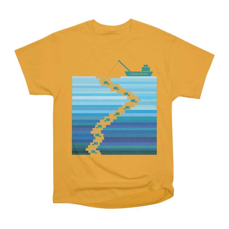 FISHINGOMETRY Men's Classic T-Shirt by pick&roll