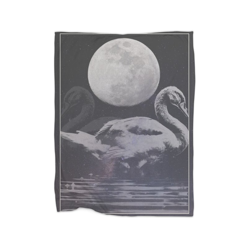 SWANS Home Blanket by strangefiction's Shop