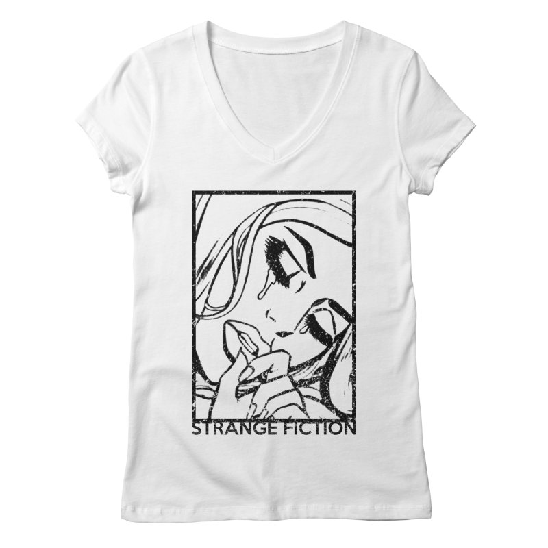 SAD FICTION TEE   by strangefiction's Shop