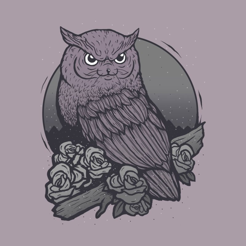 OWL CAT by strangefiction's Shop