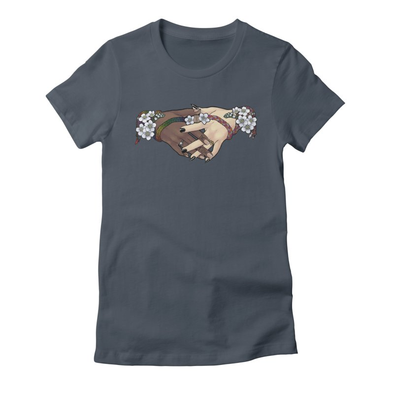 Witch Wife Lavender Project Fundraiser (Gay/Lesbian) Women's T-Shirt by The Fumery Clothing Depot