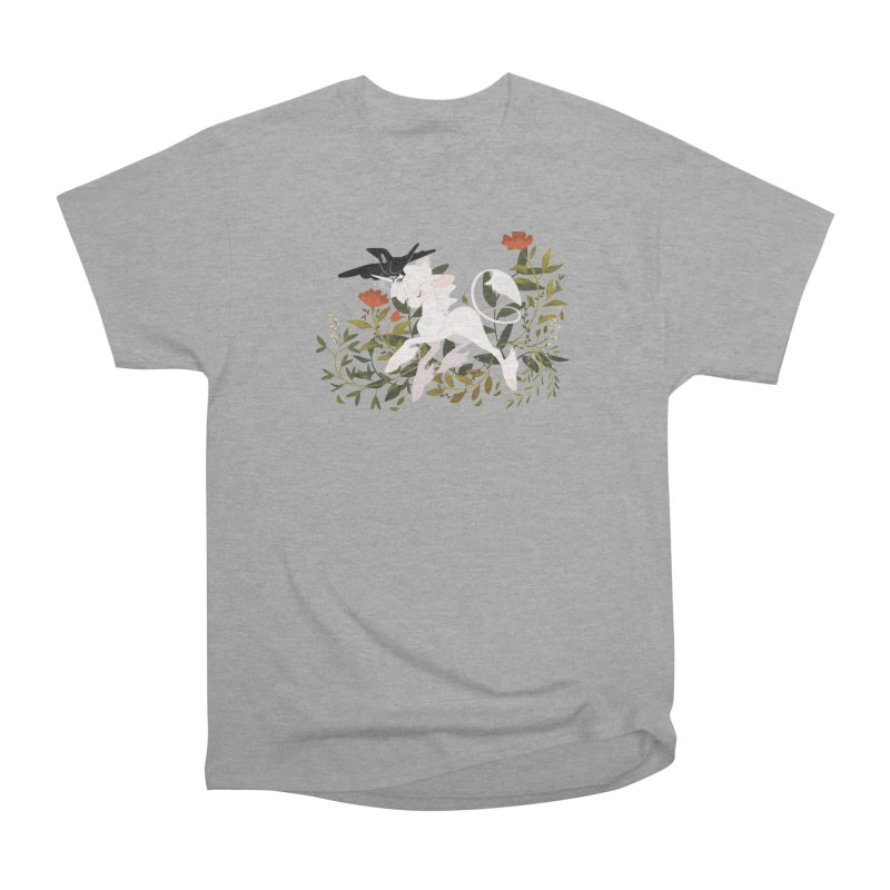 Crow & Unicorn Men's Classic T-Shirt by StrangelyKatie's Store