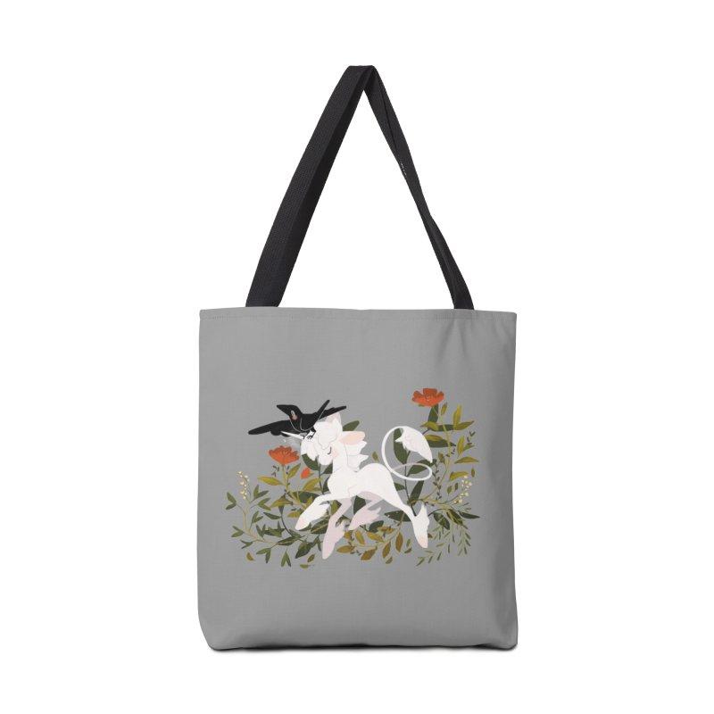 Crow & Unicorn Accessories Bag by StrangelyKatie's Store