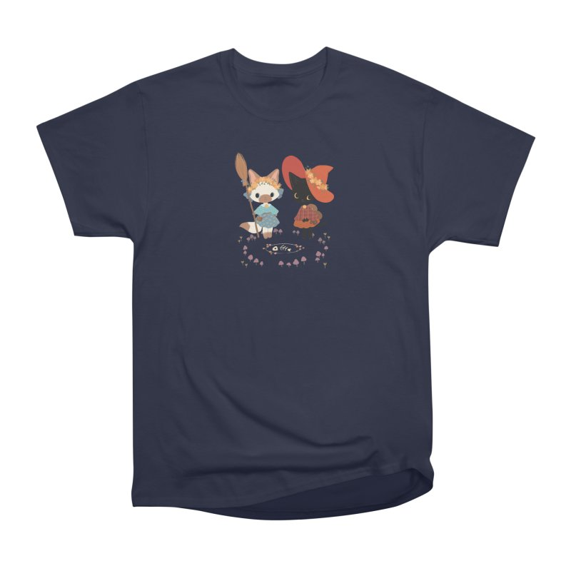 Witch Cats Men's Classic T-Shirt by StrangelyKatie's Store