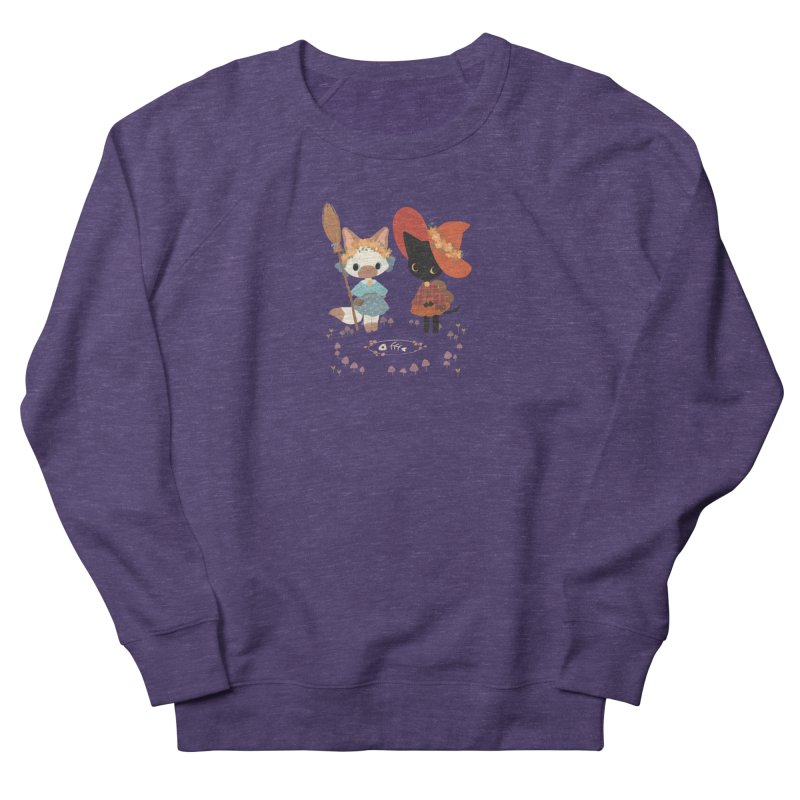 Witch Cats Women's Sweatshirt by StrangelyKatie's Store