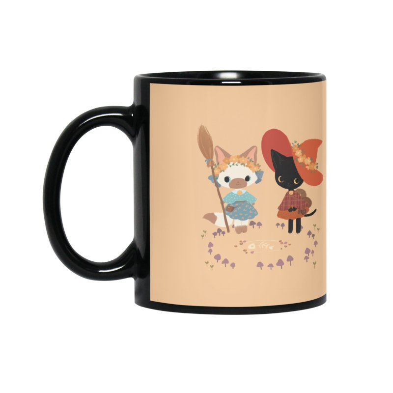 Witch Cats Accessories Mug by StrangelyKatie's Store