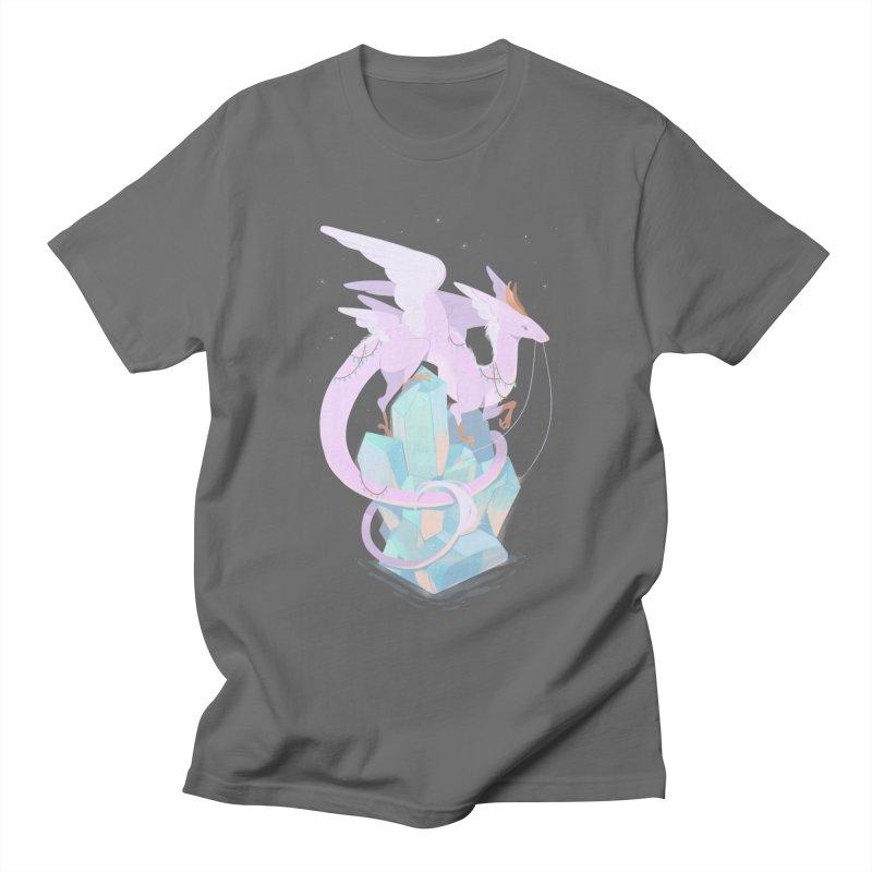 Crystal Dragon Women's T-Shirt by StrangelyKatie's Store