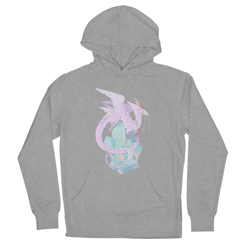 Crystal Dragon Women's Pullover Hoody by StrangelyKatie's Store