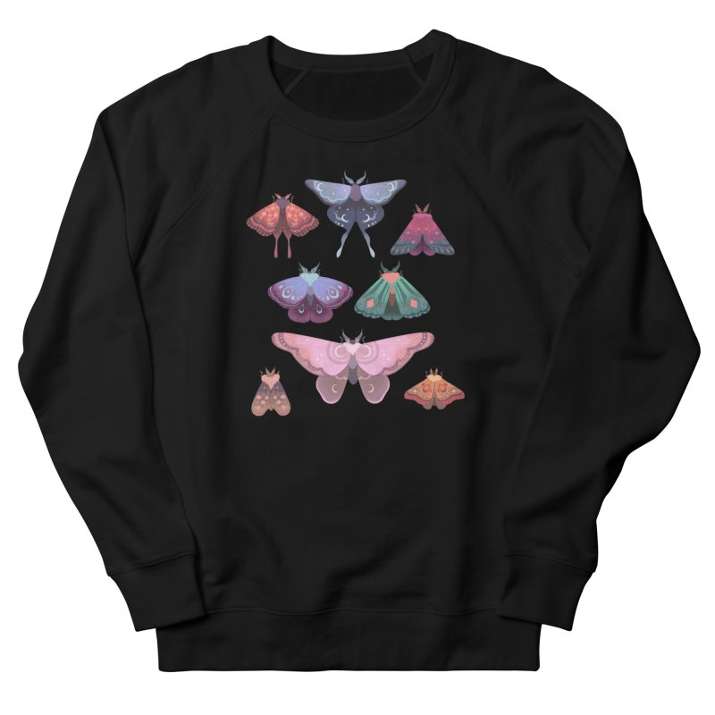 Magical Moths Men's Sweatshirt by StrangelyKatie's Store
