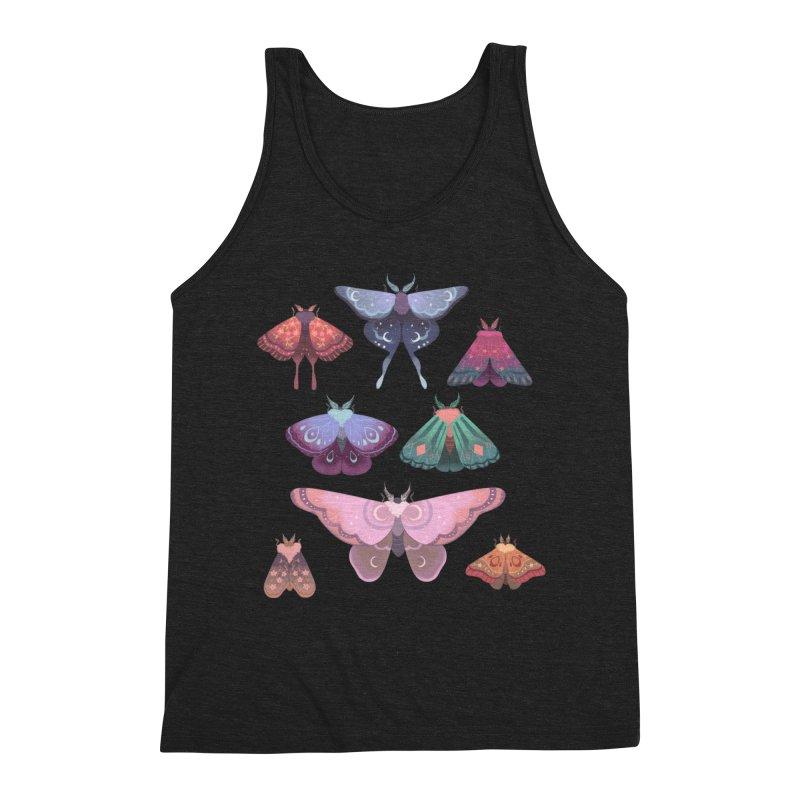 Magical Moths Men's Tank by StrangelyKatie's Store