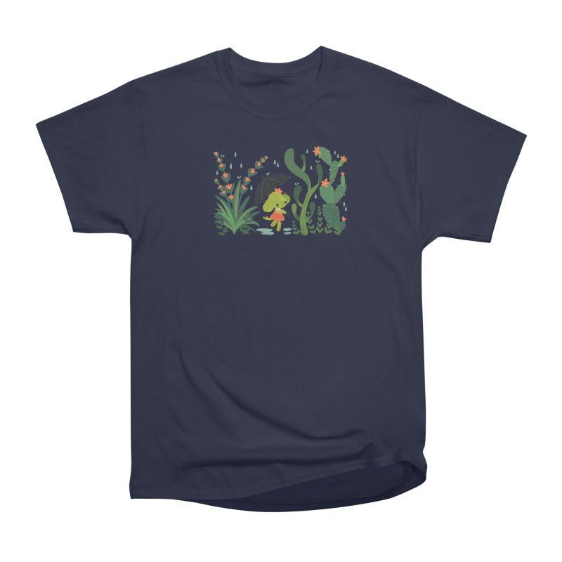 Aloe Pup Men's Heavyweight T-Shirt by StrangelyKatie's Store