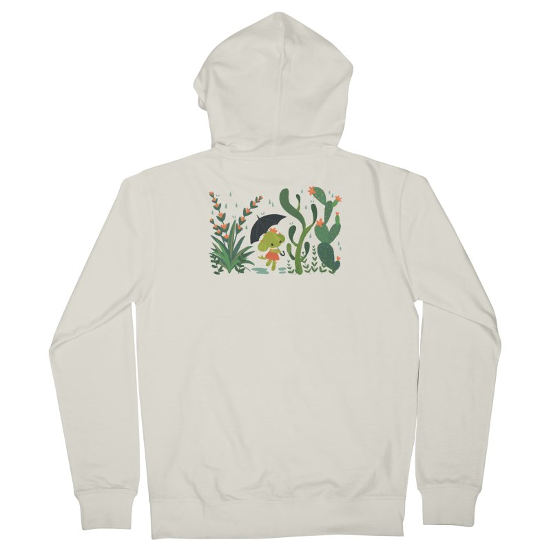 Aloe Pup Men's Zip-Up Hoody by StrangelyKatie's Store