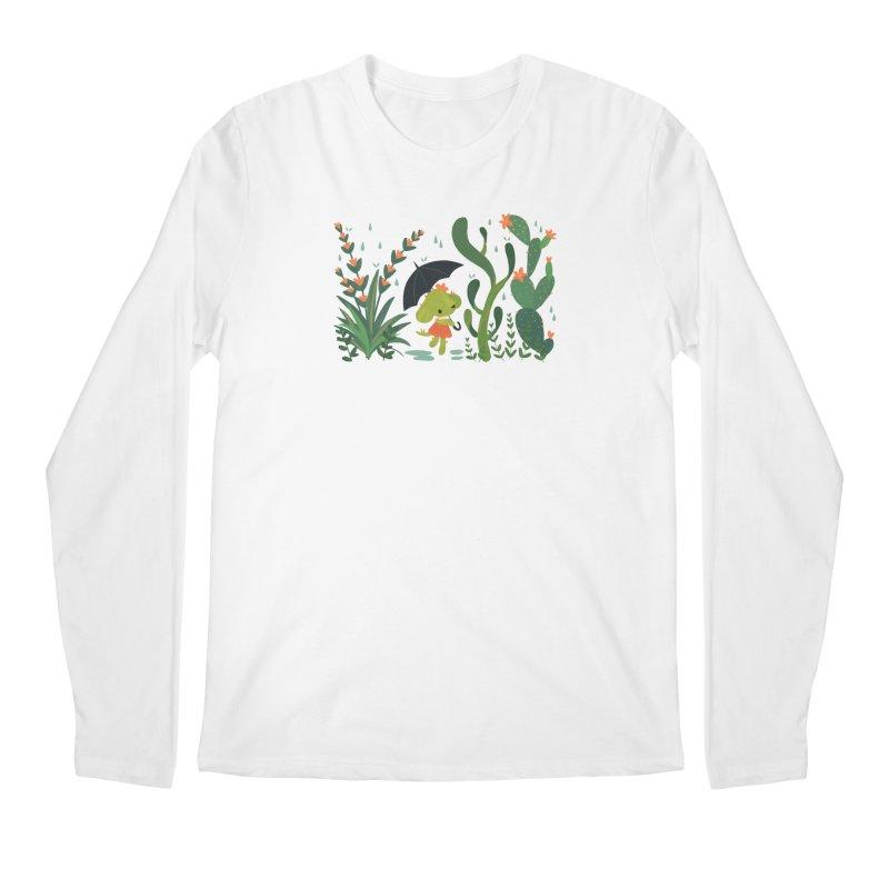 Aloe Pup Men's Longsleeve T-Shirt by StrangelyKatie's Store