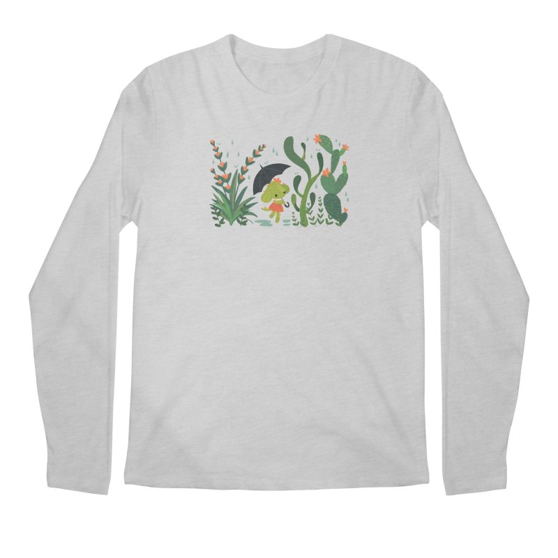 Aloe Pup Men's Regular Longsleeve T-Shirt by StrangelyKatie's Store