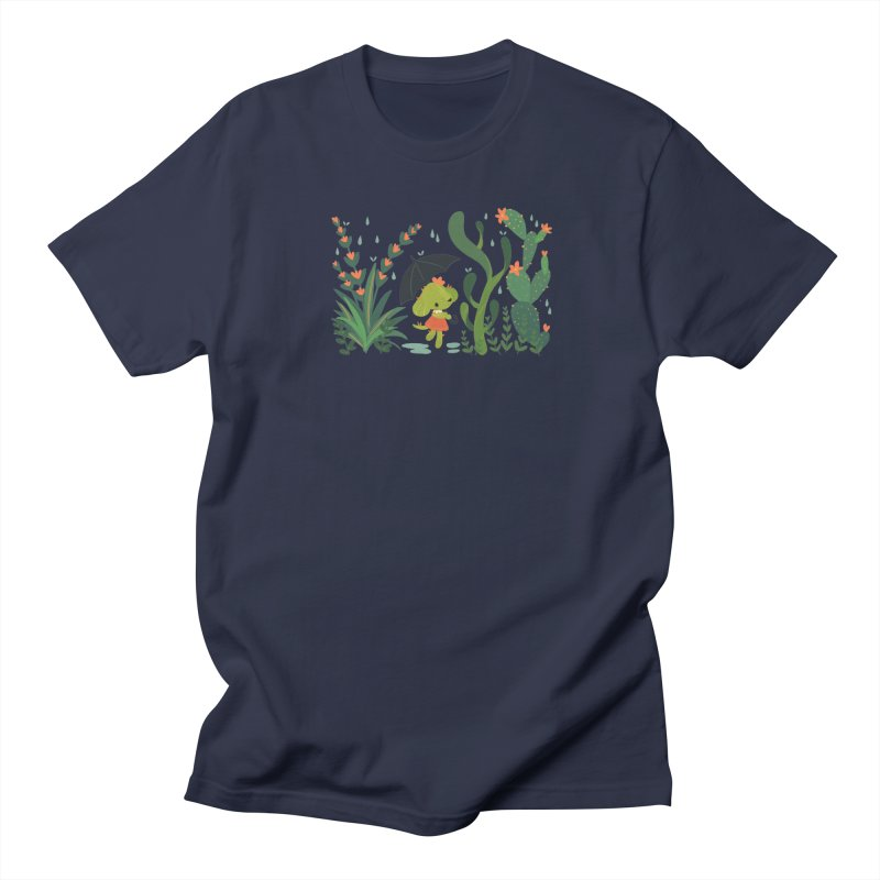 Aloe Pup Men's Regular T-Shirt by StrangelyKatie's Store