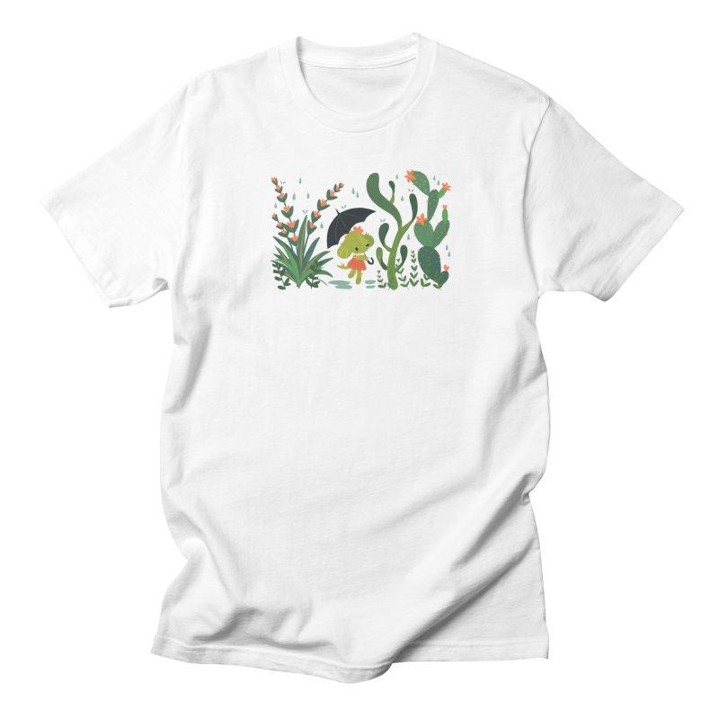 Aloe Pup Men's T-Shirt by StrangelyKatie's Store