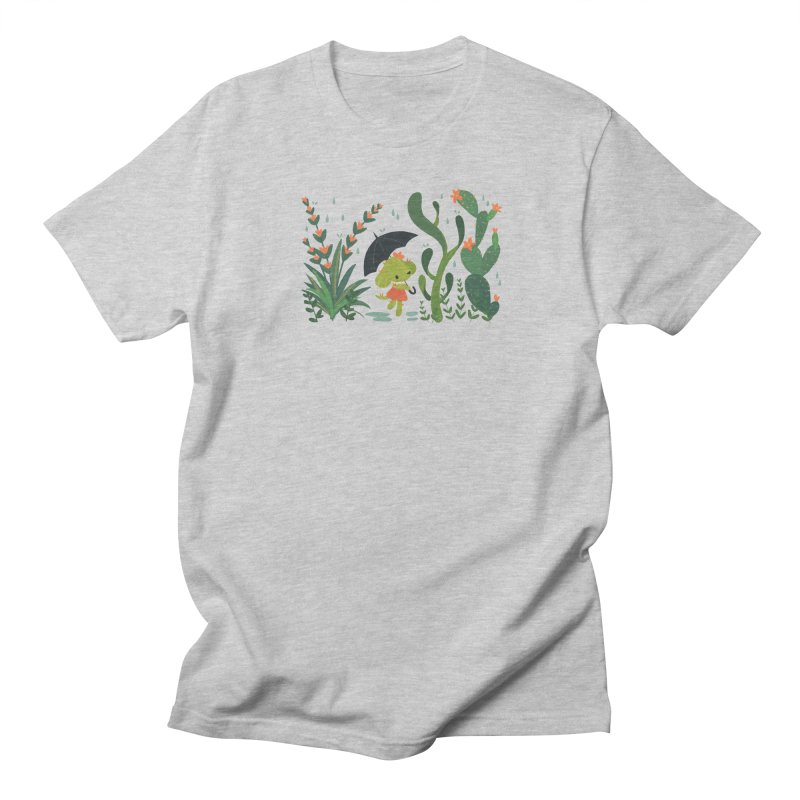Aloe Pup Men's T-Shirt by StrangelyKatie's Store