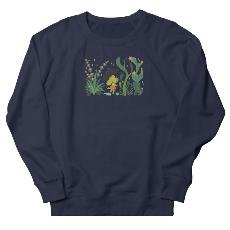 Aloe Pup Men's Sweatshirt by StrangelyKatie's Store