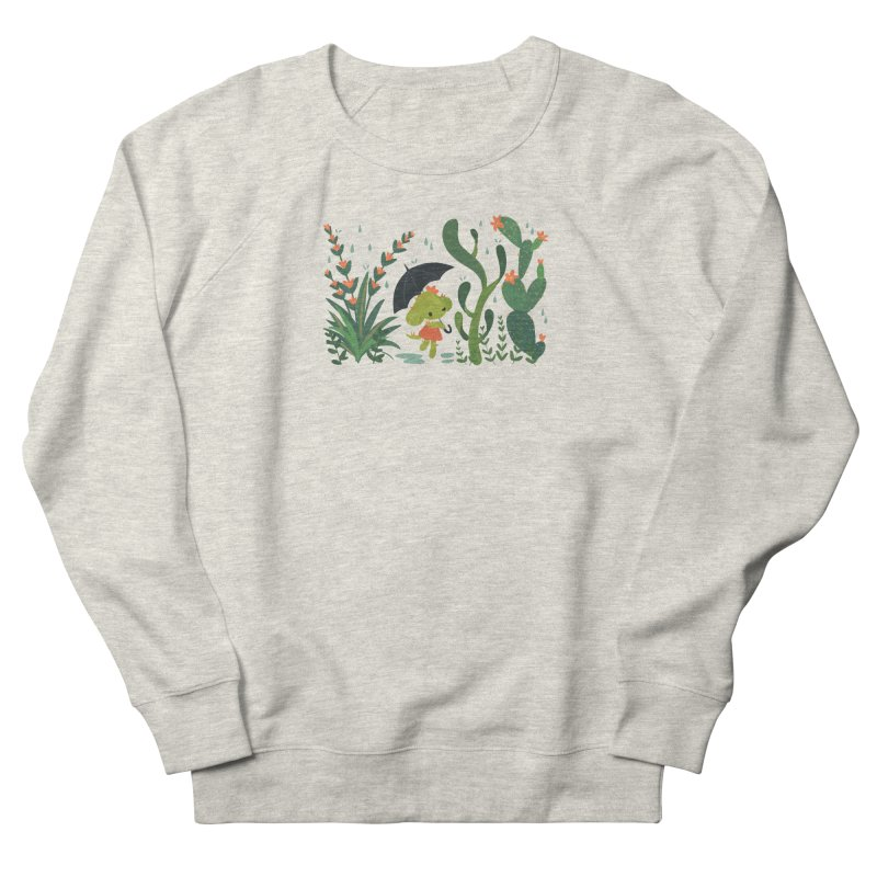 Aloe Pup Men's French Terry Sweatshirt by StrangelyKatie's Store