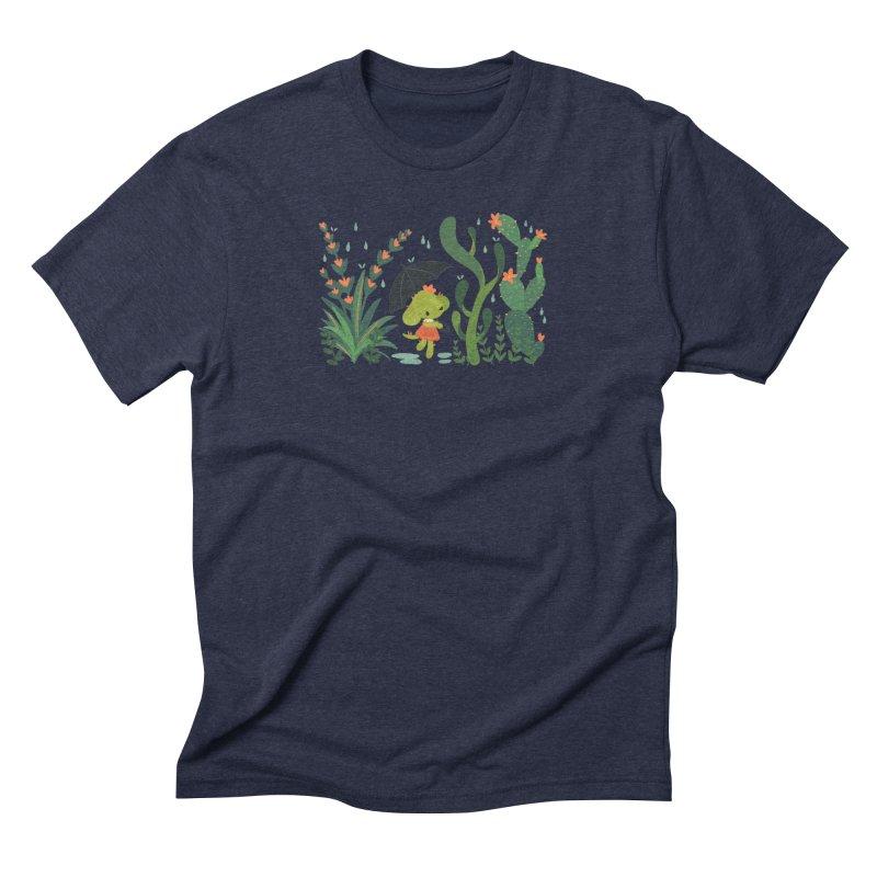 Aloe Pup Men's Triblend T-Shirt by StrangelyKatie's Store