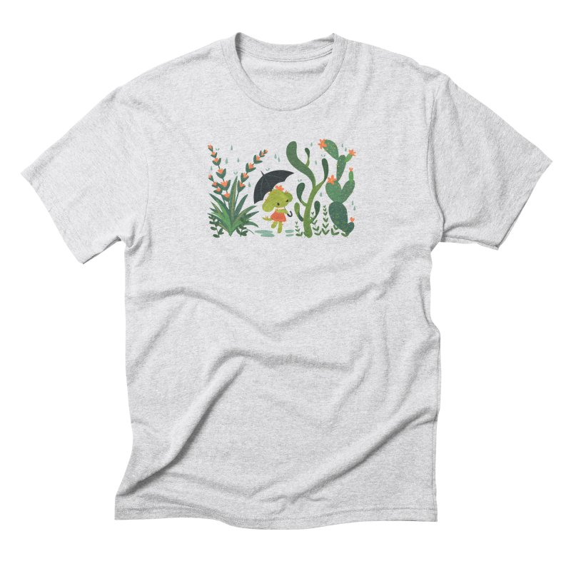 Aloe Pup Men's Triblend T-Shirt by StrangelyKatie's Store