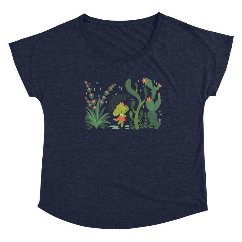 Aloe Pup Women's Scoop Neck by StrangelyKatie's Store