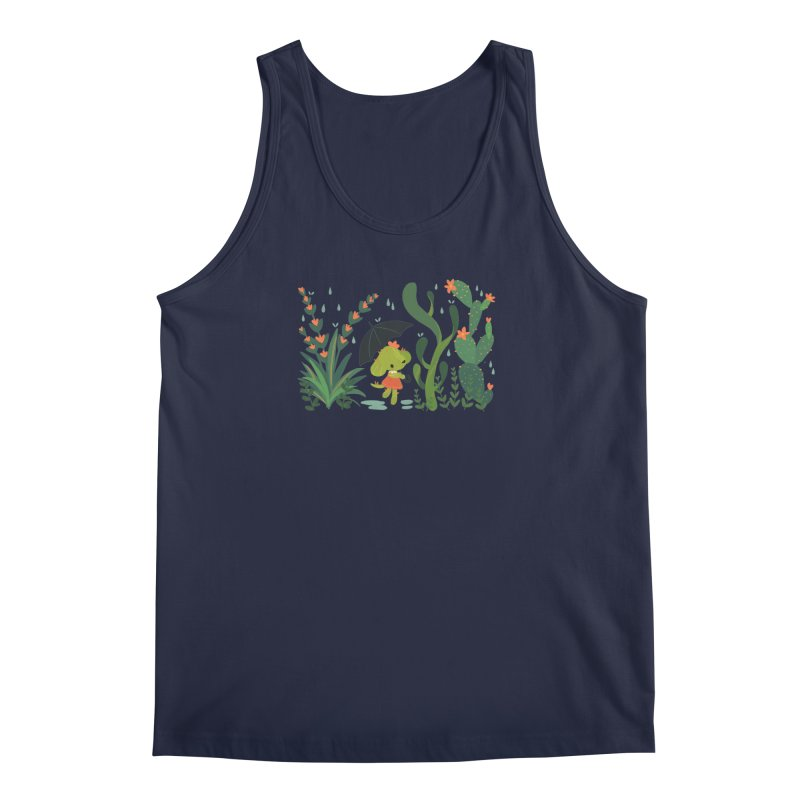 Aloe Pup Men's Regular Tank by StrangelyKatie's Store