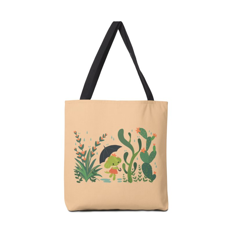 Aloe Pup Accessories Bag by StrangelyKatie's Store