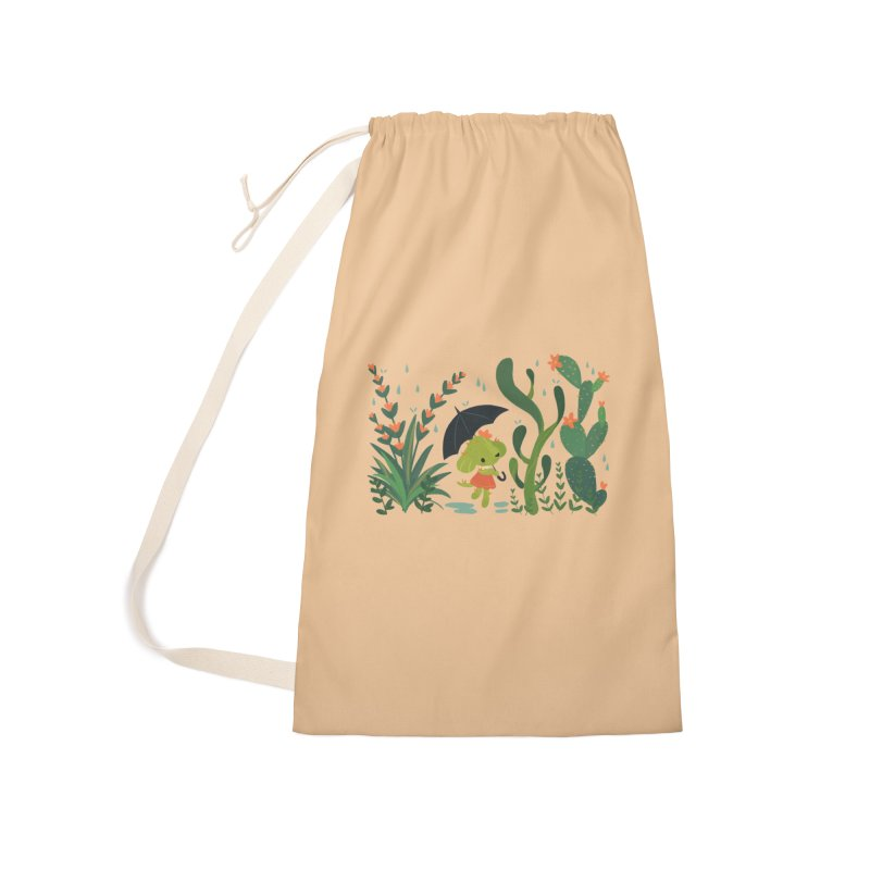 Aloe Pup Accessories Laundry Bag Bag by StrangelyKatie's Store