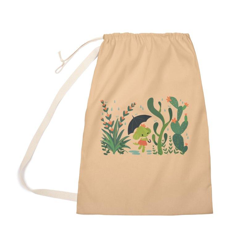 Aloe Pup Accessories Bag by StrangelyKatie's Store