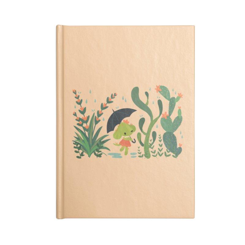Aloe Pup Accessories Lined Journal Notebook by StrangelyKatie's Store